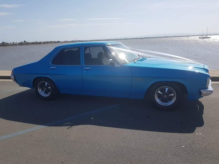 1975 Kingswood Sedan for hire