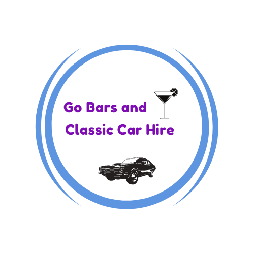 Go Bars and Classic Car Hire logo