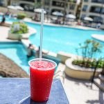 Go Bars strawberry daiquiri