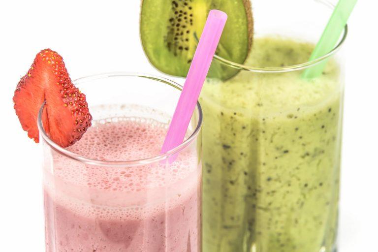 Go Bars Fruit smoothie