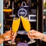 Go Bars Orange toast